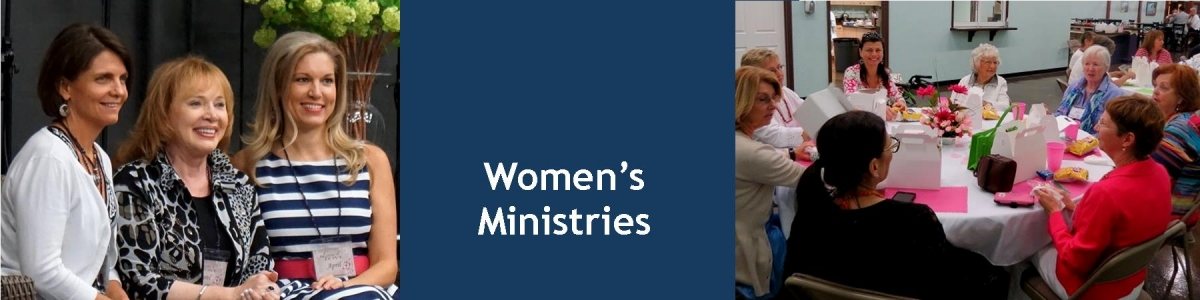 Women's Ministries Christ Church