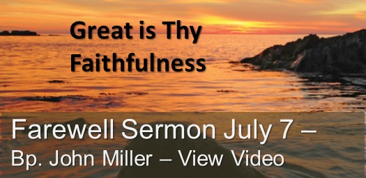 Great is Thy Faithfulness Sermon July 7
